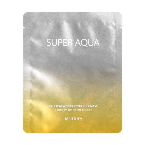 Missha Super aqua cell renew snail hydro-gel 25ml
