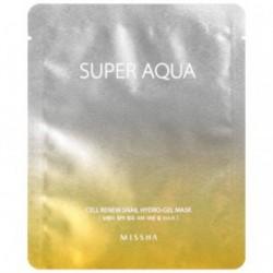 Missha Super aqua cell renew snail hydro-gel