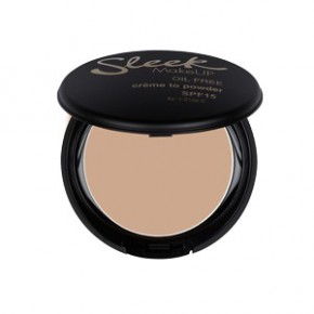 Sleek makeup Creme to powder foundation alusmeik (värv - oyster) 9g
