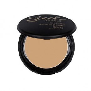 Sleek makeup Creme to powder foundation alusmeik (värv - white rose) 9g