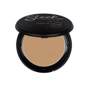 Sleek makeup Creme to powder foundation alusmeik (värv - barley) 9g