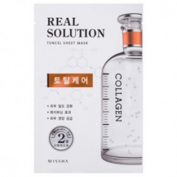 Missha Real solution tencel sheet mask (vitalizing) 25gTotal Care