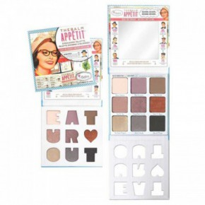 theBalm Meet Matt(e) Eyeshadow Palette 21.6g
