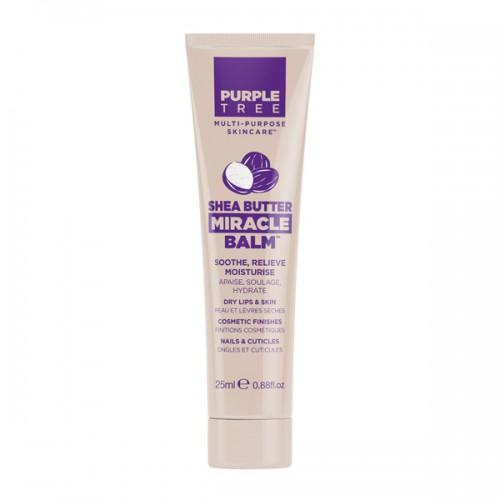 Purple tree Shea butter miracle mitmefunktsionaalne naha ja huulte palsam 25ml