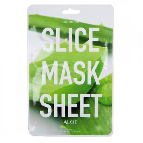 Kocostar Aloe slice mask sheet maskid 20ml