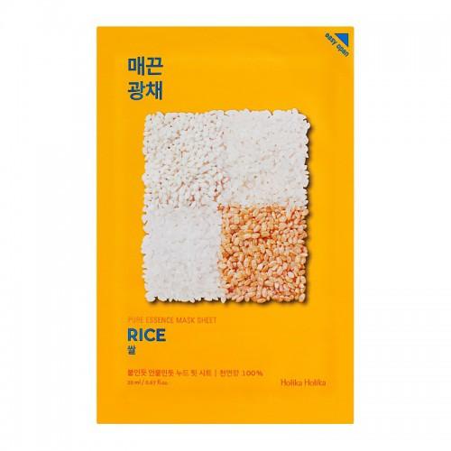 Holika holika Pure essence mask sheet rice näomask 20ml