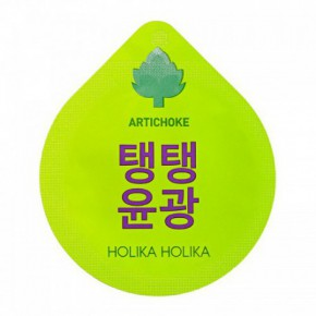 Holika holika Superfood capsule pack anti-wrinkle artichoke niisutav öömask 10g
