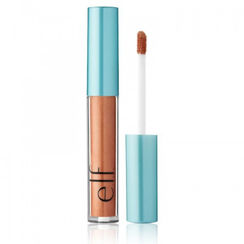 E.l.f. Aqua beauty molten liquid eyeshadow vedel lauvärv (värv - brushed copper)