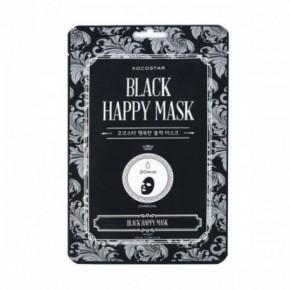 Kocostar Black happy mask kangasmask 25ml
