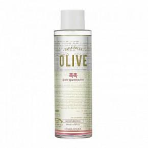 Holika holika Daily fresh olive lip & eye remover kahefaasiline meigieemaldaja 200ml