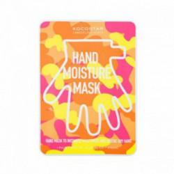 Kocostar Camouflage hand moisture mask kätemask 2x8ml