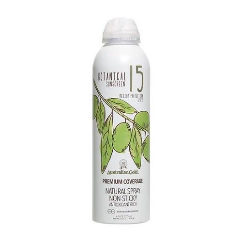 Australian Gold Botanical SPF 15 Continuous Spray 177ml