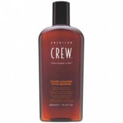 American Crew Power Cleanser Style Remover Sügavpuhastav šampoon meestele 450ml