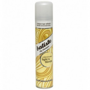Batiste Light & Blonde Dry Shampoo Kuiv šampoon 200ml