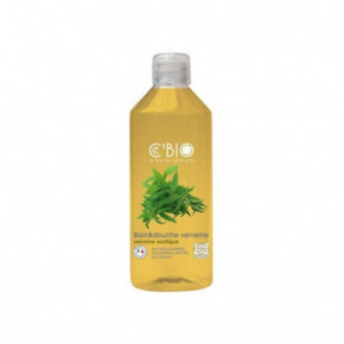 Cebio Exotic Verbena Bath And Shower Gel 500ml