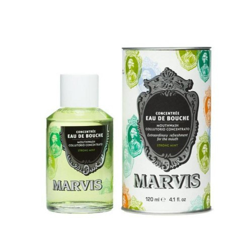 MARVIS Strong Mint Mouthwash Concentrate 120ml