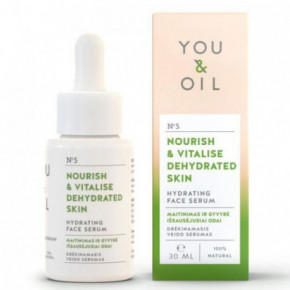You&Oil Nourish & Vitalise Dehydrated Skin Serum 30ml
