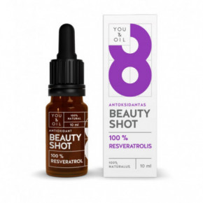 You&Oil Beauty Shot Antioxidant 100% Resveratrol 10ml
