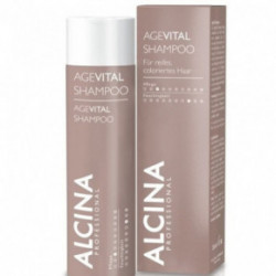 Alcina AgeVital Coloured Mature Hair Shampoo 250ml