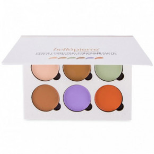 BellaPierre Color Correcting Concealer Palette