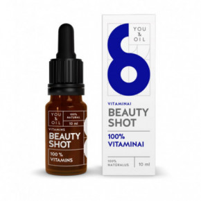 You&Oil Beauty Shot Vitamins 100% Vitamins 10ml