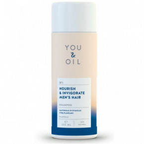 You&Oil Nourish & Invigorate Men's Hair Shampoo 200ml