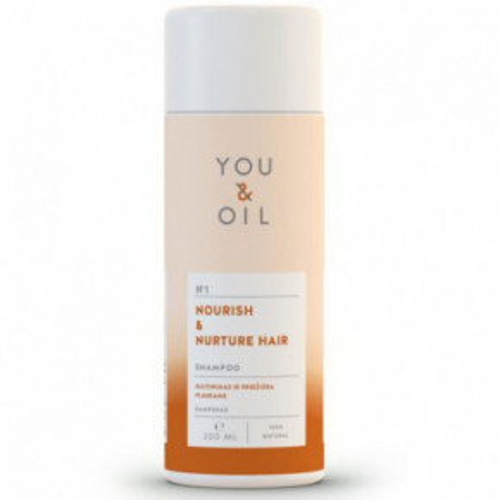 You&Oil Nourish & Nurture Hair Shampoo 200ml