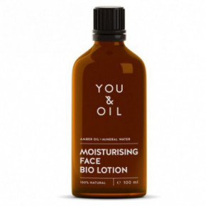 You&Oil Moisturising Face Bio Lotion With Amber Oil And Mineral Water 100ml