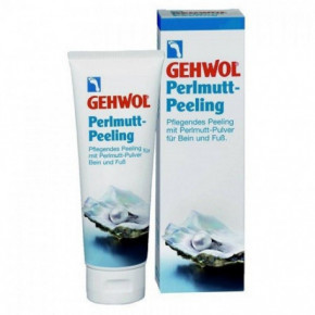 Gehwol Mother Of Pearl Feet Scrub 125ml