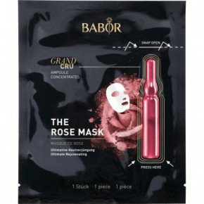 Babor Grand Cru The Rose Mask 1pcs