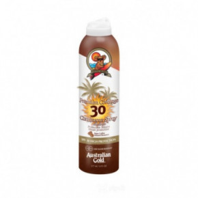 Australian Gold Premium Coverage SPF 30 Continuous Spray with Bronzer 177ml
