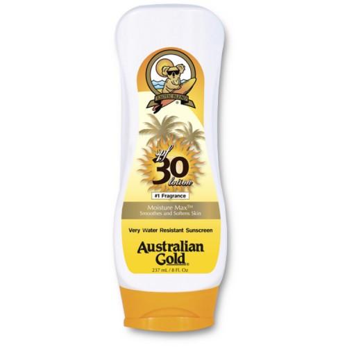 Australian Gold SPF 30 Sunscreen Lotion 237ml