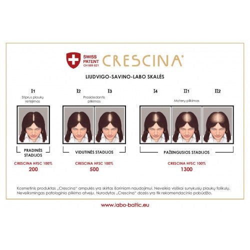 Crescina Re-Growth HFSC 200 Woman 10amp.