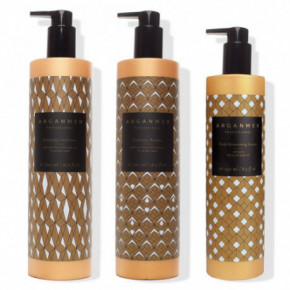 Arganmer Ultimate Moisture-Lock Styling Set