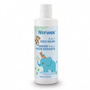 Norwex 4-in-1 Kids Wash 236ml