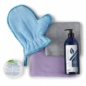 Norwex Safe Haven 5 Set (Liquid Laundry Detergent) Set