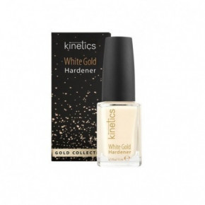 Kinetics White Gold Nail Hardener 15ml