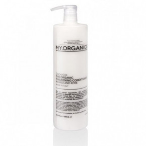 My.Organics Thickening Hair Conditioner with mango and rose 1000ml
