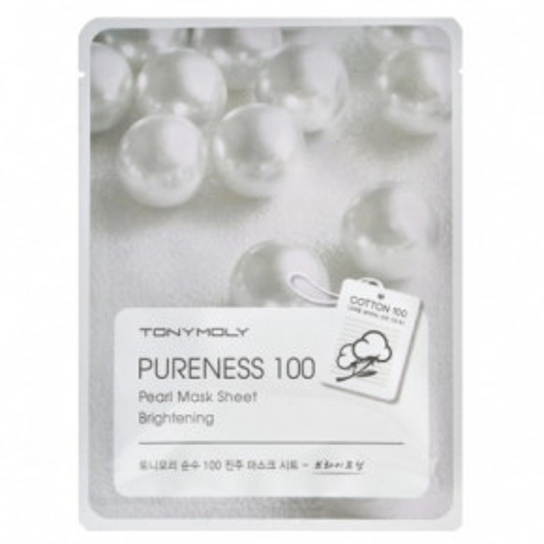 TONYMOLY Pureness 100 Pearl Sheet Mask 21ml