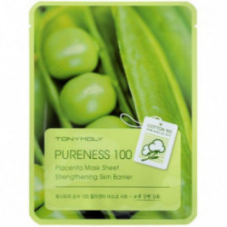 TONYMOLY Pureness 100 Placenta Sheet Mask 21ml