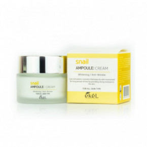 Ekel Ampoule Cream Snail 50ml