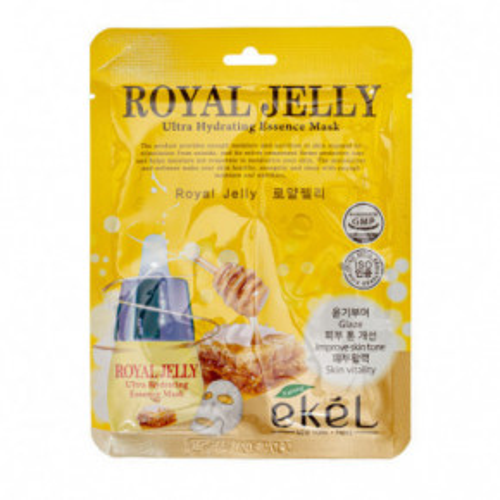Ekel Ultra Hydrating Essence Mask Royal Jelly 1pcs