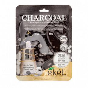 Ekel Ultra Hydrating Essence Mask Charcoal 1pcs