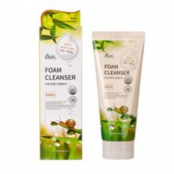 Ekel Foam Cleanser Snail 180ml