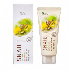Ekel Natural Intensive Hand Cream Snail 100ml