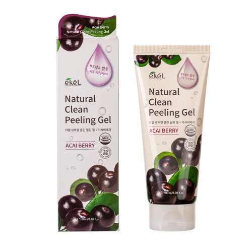 Ekel Peeling Gel Acai Berry 100ml