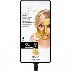 IROHA Divine Collection Firming Peel-Off Mask With Gold