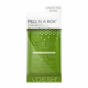 VOESH Basic Pedi In A Box 3in1 Green Tea Set
