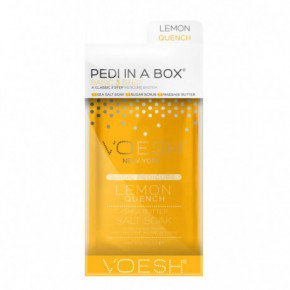 VOESH Basic Pedi In A Box 3in1 Lemon Quench Set