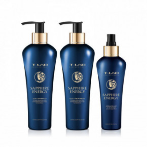 T-LAB Professional Sapphire Energy Haircare Set